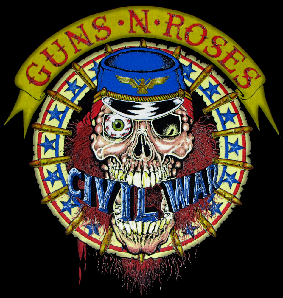 Photos de Slash > Artwork - Guns N Roses