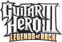 slash france guitar hero III logo