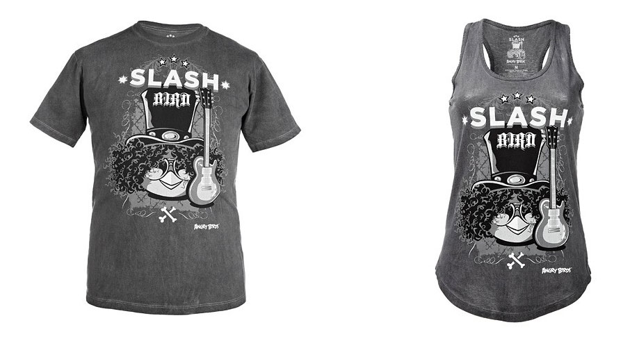 Slash france angry birds slashbird shirt man woman 2013 space