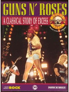 slash france guns n roses a classical story of excess