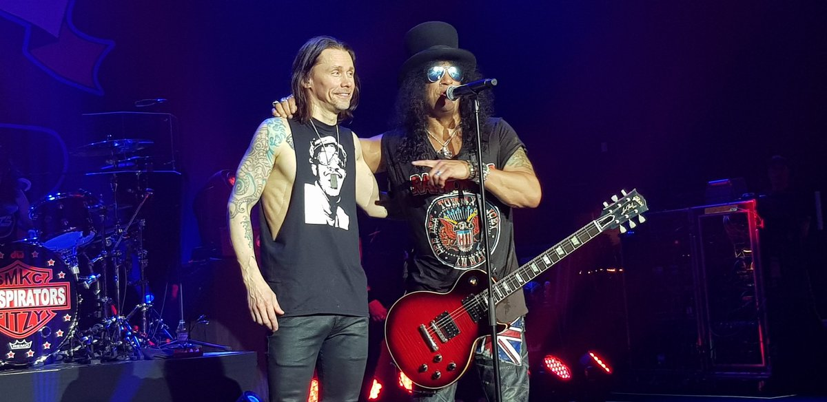Slash france bruxelles 2019 brussels smkc todd kerns rnfnr conspirators kennedy cirque royal