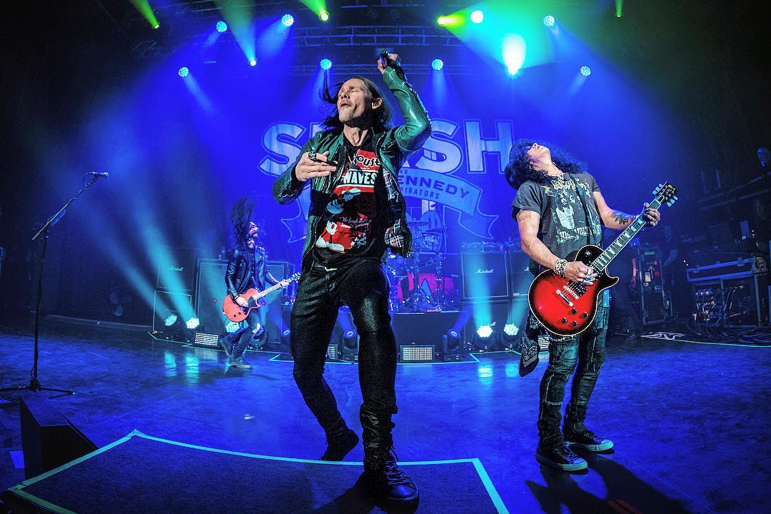 Slash france smkc living the dream kennedy kerns fitz norway oslo sentrum 2019