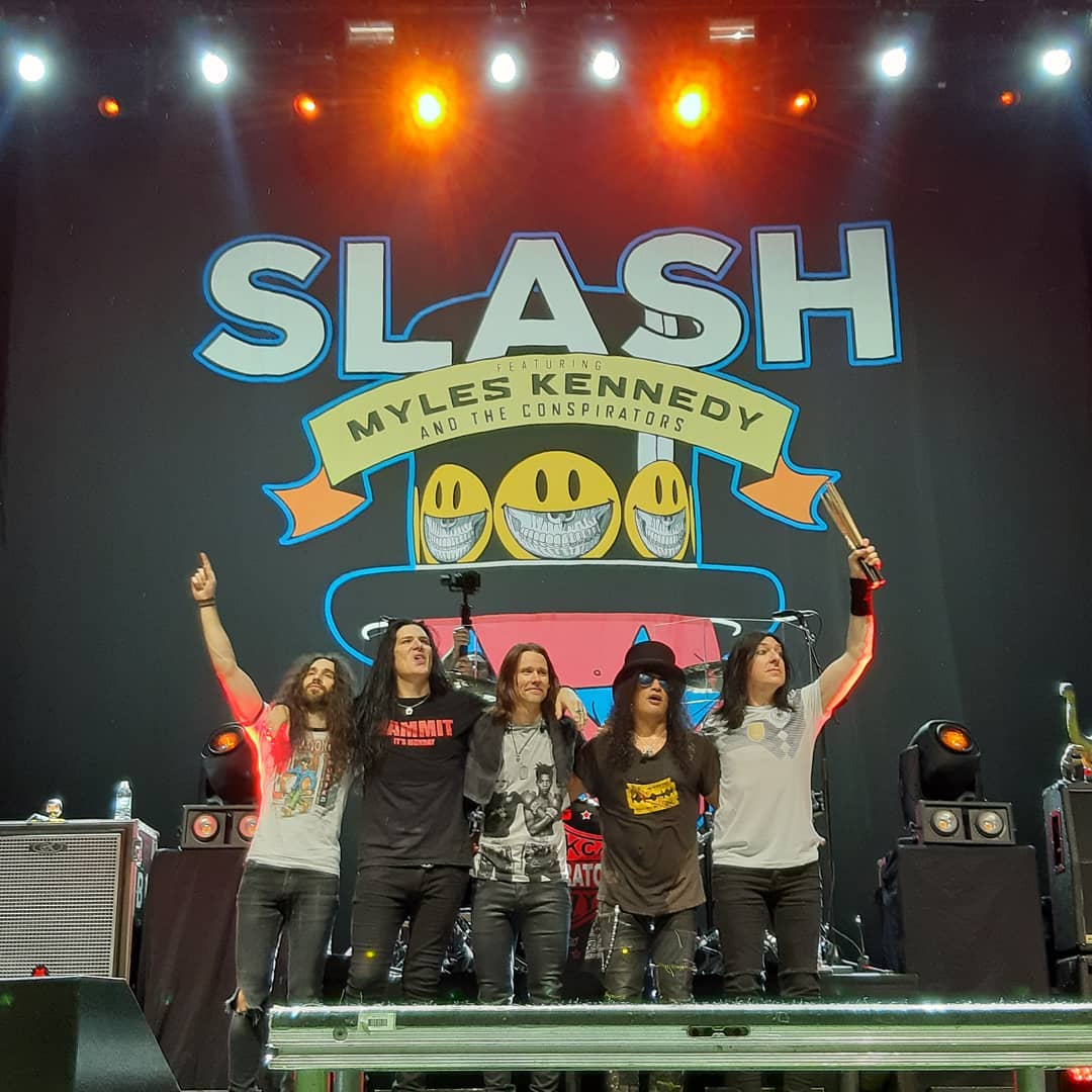 Slash france berlin germany allemagne verti hall 2019 smkc conspirators kerns kennedy