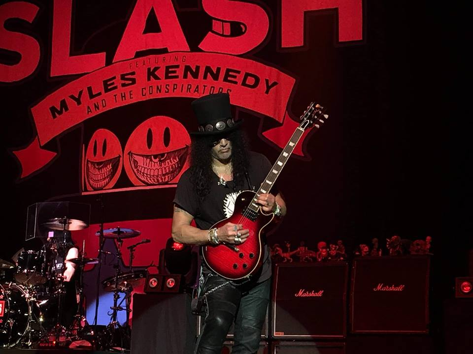 Slash france zurich 2019 samsung hall smkc conspirators kennedy kerns living the dream