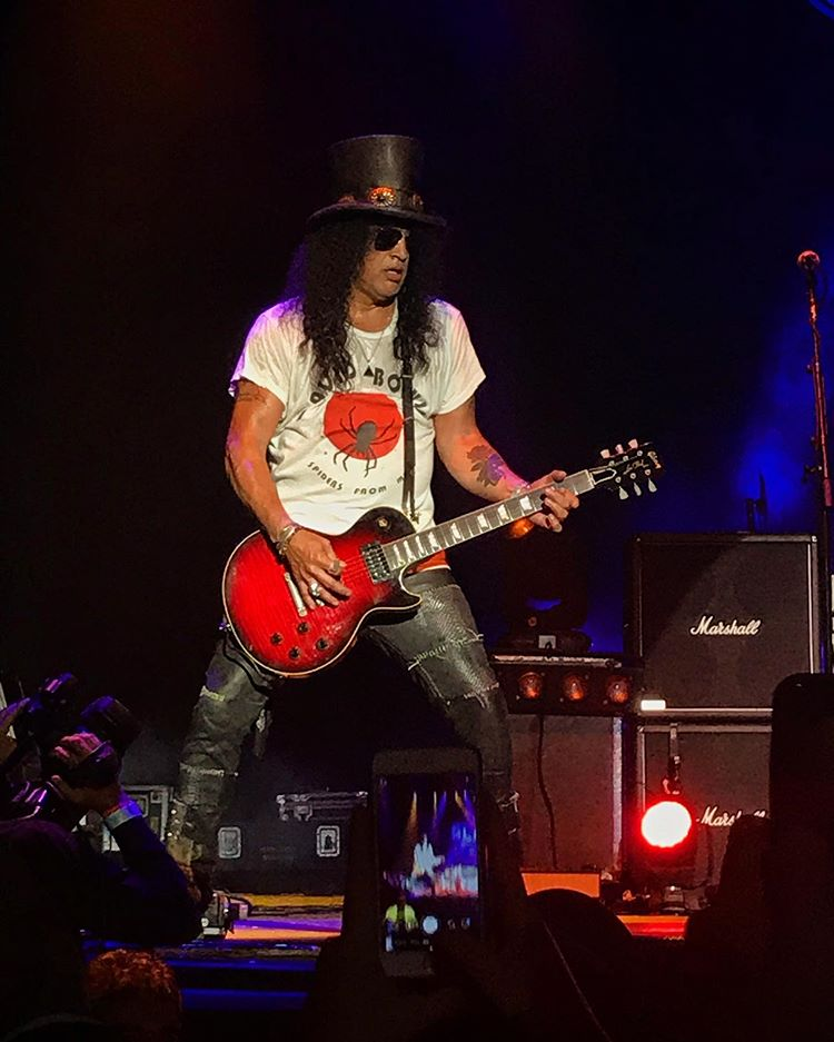Slash france lima peru 2019 smkc kennedy kerns living the dream parque