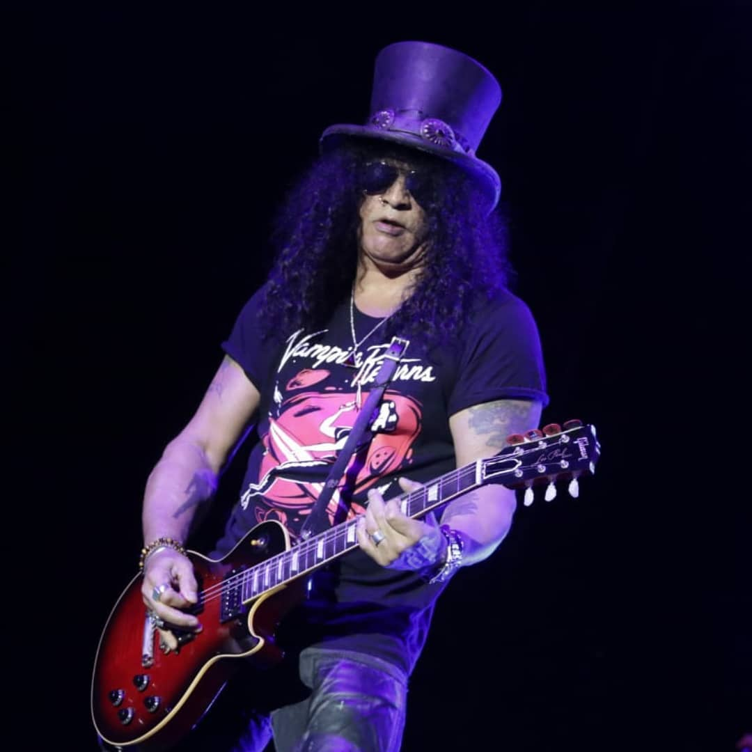 Slash france living the dream 2019 smkc bresil recife kerns kennedy conspirators