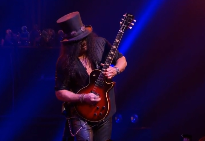 Slash france montreux livestream myles kennedy smkc kerns fitz cory living the dream 2019 tour