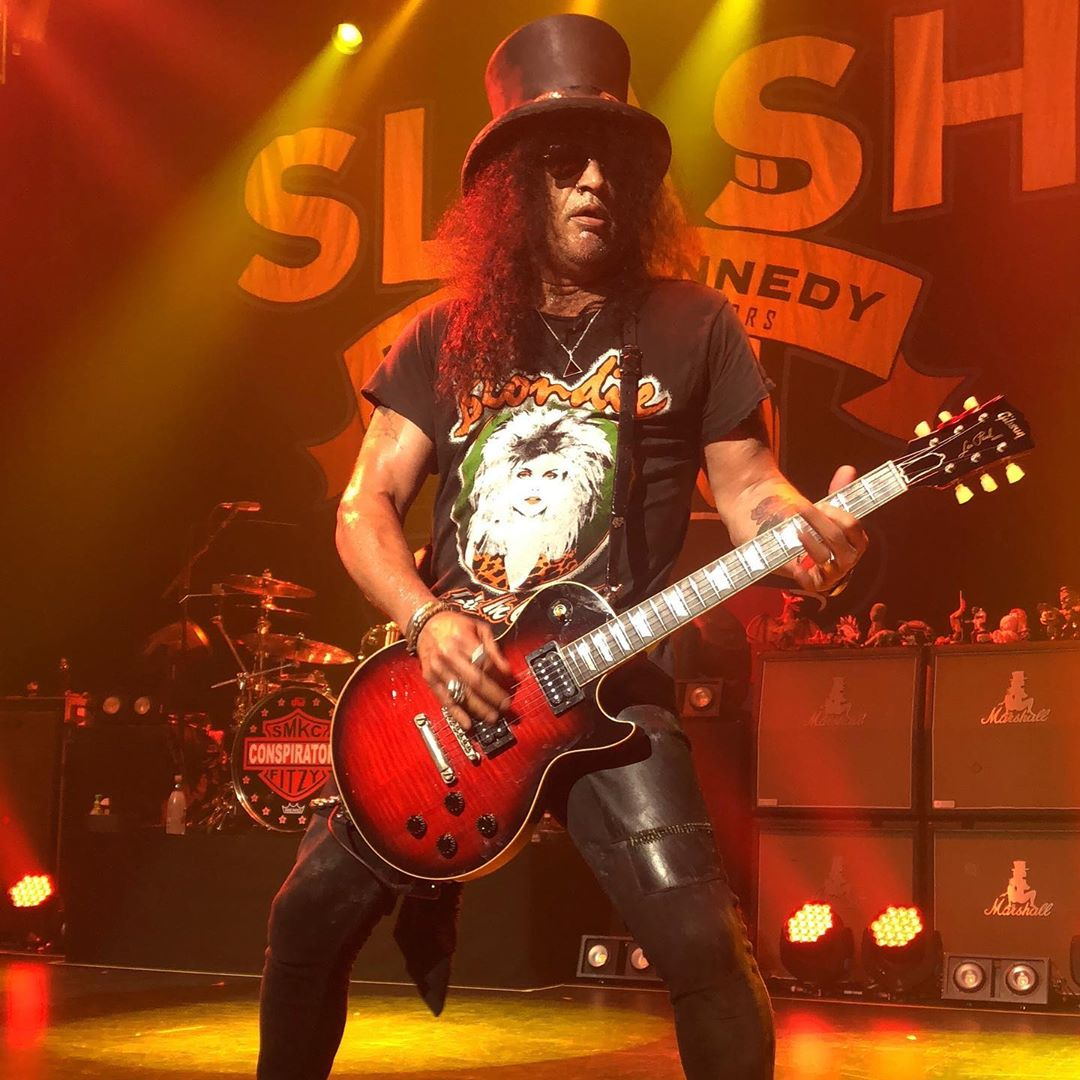 Slash france port chester ny usa smkc 2019kerns kennedy conspirators living the dream