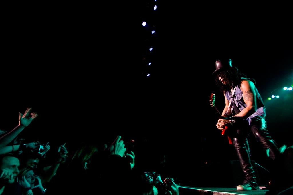 velvet revolver concert: