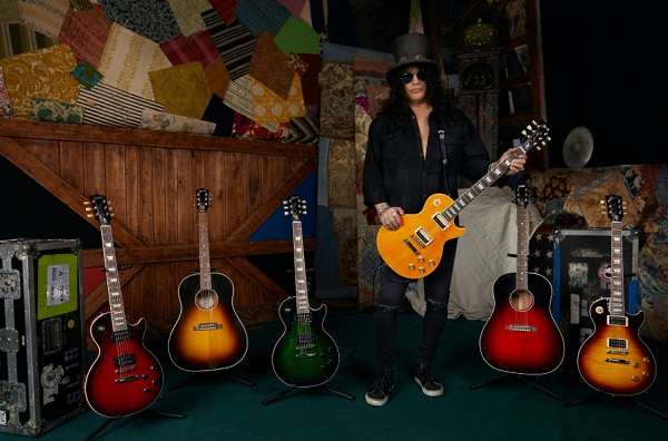 Slash france gibson signature 2020 collection