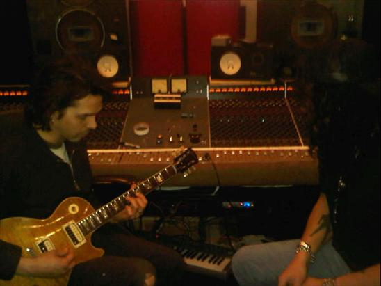 Slash France Recording Home Studio Analogique ...