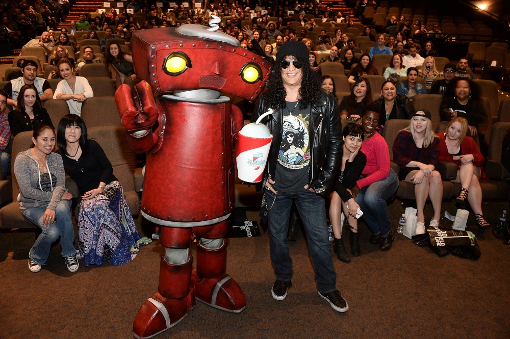 Slash france 10 cloverfield lane advanced screening jj abrams pop up theater paramount studios fiction film