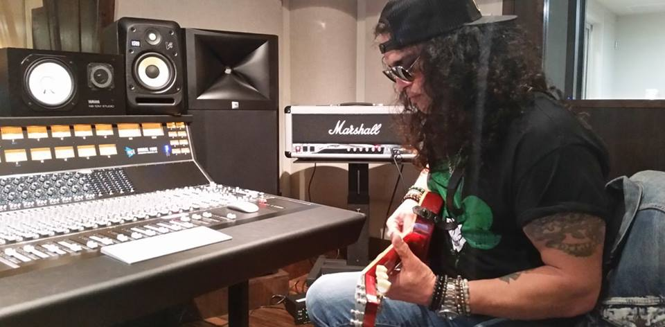 Slash france marshall jubilee silver 2555x reissue live studio