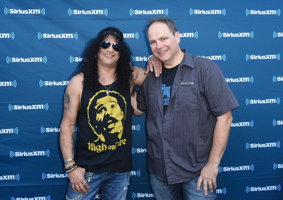 Slash france eddie trunk 2018