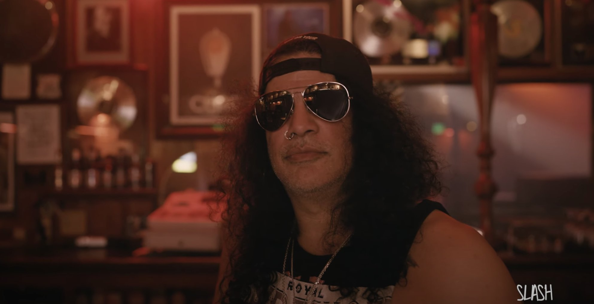 slash france troubadour video 2020 guns n roses