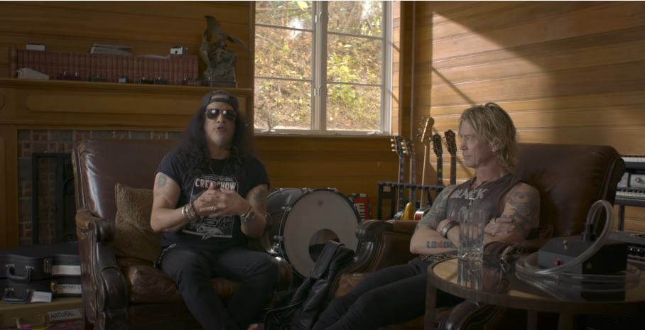 Slash duff mckagan what drives us dave grohl 2021 documentary