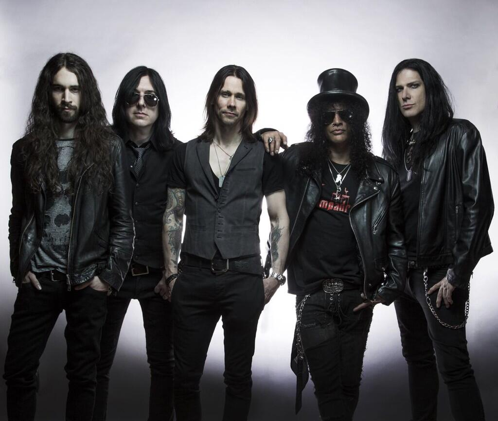 slash france conspirators 2014