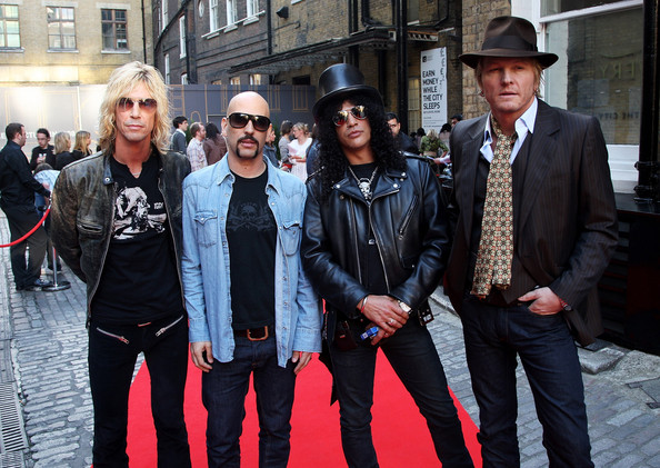 slash france velvet revolver profile