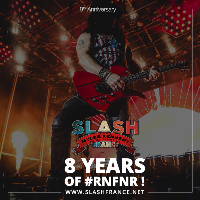 Slashfrance slash france 8 years birthday