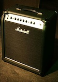 Ampli Marshall Slash SL-5 Signature