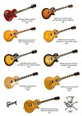 Guitares Gibson & Epiphone Slash Signature (1/2)