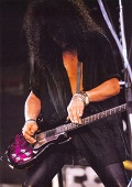 Guitares Travis Bean de Slash