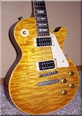 Gibson Les Paul Steve Hunter Replica