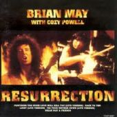 Artwork featuring 1993_brian_may_resurrection.