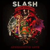Slash France myles kennedy the conspirators apocalyptic love nouvel album pochette cover