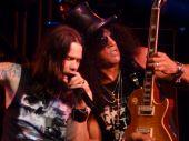 slash france rockstar live bilbao juillet 2011