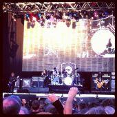 Slash France Ozzy & Friends 2012 live Bergen Norway