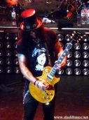 Slash France Hammersmith 2012 live london