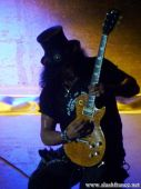 Slash france live hammersmith londres 2012