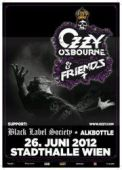 Slash france ozzy & friends vienne stadthalle 2012