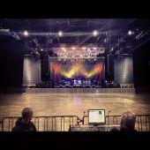 Slash France live conspirators CBS arena Christchurch 2012