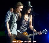 Slash france live conpirators 2012 Myles Kennedy London uk O2
