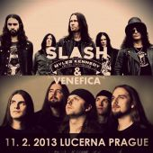 Slash france conspirators myles kennedy Concert solo 2013 0211_prague support