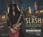 Slash france sunset strip troubadour roxy whisky a gogo 2014 guitar center world on fire conspirators artwork 4k dvd audience direct tv