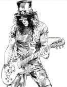 Fans fan_art slash dessin1