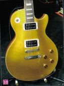 slash france 1957 Gibson les Paul Gold Top Reissue