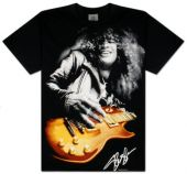 Merchandising slash guitare shirt