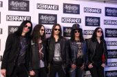 Slash France kerrang awards 2012
