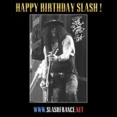 Slash_france slash birthday2017