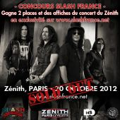 Slash_france slashfrance zenith 2012 ns