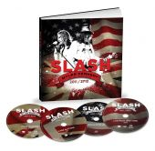 Slash france myles kennedy and the conspriators deluxe limited edition 2011 2012 made in stoke dvd cd apocalyptic love new york concert