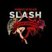 Slash france standing in the sun new single cover art