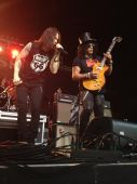 Slash france Virginia beach farm bureau lunatic luau