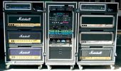 slash france velvet revolver marshall heads and rack rig gear 2007