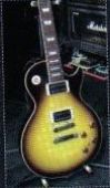 Slash france 2004 Gibson Les Paul Slash Signature Series Prototype