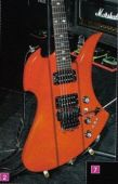 slash france Bc Rich Mockingbird